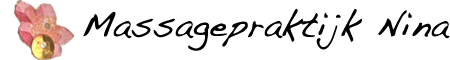Massagepraktijk Nina Logo